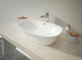 Ceramica Latina HAVANA keramické umývadlo na dosku 55 cm