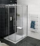 Gelco DRAGON obdĺžnikový sprchový kút 80-110 x 90-120 cm