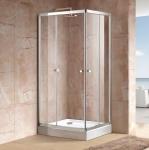 Aquatek HOLIDAY R4 obdĺžnikový sprchový kút 90 x 70 cm