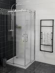 Gelco DRAGON štvorcový sprchový kút 80-100-120 cm