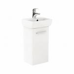 Kolo NOVA PRO skrinka s umývadlom 36 cm lesklá biela M39001