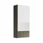 Kolo NOVA PRO zrkadlová skrinka 49,3 cm sivý brest 88440
