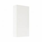 Kolo NOVA PRO vrchná skrinka lesklá biela 88435