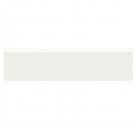 Villeroy & Boch BIANCO NERO sokel 15 x 60 cm bílá 1506NE00