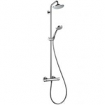 Hansgrohe CROMA 100 Showerpipe sprchový set 27159000