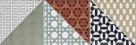 Rako DECO obklad/dlažba 15 x 45 cm viacfarebná DDPPD659