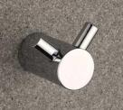 Nimco držiak na uterák dvojitý BORMO chróm BR 11053- 26