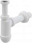 Alcaplast sifón umývadlový-polsifón plast biely DN40, A43