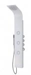 Aquatek IBIZA hydromasážny panel s mechanickou alebo termostatickou bateriou