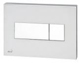 Alcaplast vkladané ovládacie tlačítko pre predstenové inštalačné systémy M137x
