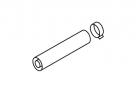 Protherm rúrka súosá priemer 80/125 – 0,5m kondenz.  T25K-500