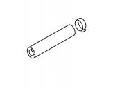Protherm rúrka súosá priemer 60/100 – 0,5m kondenz.  T1K-500