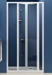 Ravak SUPERNOVA sprchové dvere 80/90/100 cm sklápacie trojdielne  SDZ3