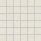 Rako DEFILE mozaika set 30 x 30 cm biela DDM06360
