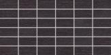 Rako FASHION mozaika 30 x 60 cm čierna DDMBG624