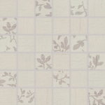 Rako TEXTILE mozaika 30 x 30 cm slonová kosť WDM05101