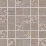 Rako TEXTILE mozaika 30 x 30 cm hnedá WDM05103