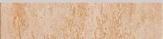 Rako TRAVERTIN sokel 30 x 7 cm okrová DSAJ8034