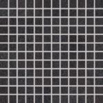 Rako UNISTONE mozaika 30 x 30 cm čierna DDM0U613