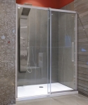 Aquatek ADMIRAL B2 sprchové dvere 110 – 140 cm