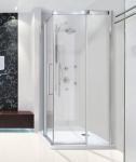Aquatek ADMIRAL A4 štvorcový sprchovací kút 90 cm