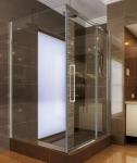 Aquatek ADMIRAL R33 obdĺžnikový sprchovací kút 90 x 120 cm