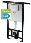 Alcaplast JADROMODUL AM102-1120E predstenový inštalačný systém Ecology