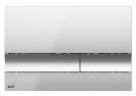 Alcaplast ovládacie tlačítko pre predstenové inštalačné systémy chróm lesklý M1721
