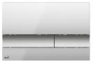 Alcaplast ovládacie tlačítko pre predstenové inštalačné systémy chróm matný M1722