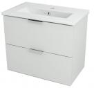 ALEXIS skrinka s umývadlom 61x50 cm biela pololesklá