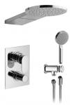 TRIO GLAM sprchový set s podomietkovou batériou