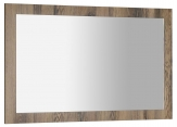AMIA zrkadlo v ráme 120x80 cm dub Collingwood