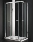 Aquatek MASTER R4 obdĺžnikový sprchový kút 90 x 70  cm