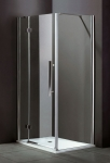 Aquatek BETTER R17 obdĺžnikový sprchový kút 100 x 70 cm