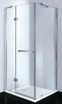 Aquatek EXTRA A3 štvorcový sprchový kút 90 cm