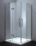 Aquatek EXTRA A4 štvorcový sprchovací kút 90 cm