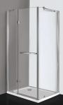 Aquatek EXTRA R13 obĺžnikový sprchový kút 100x80 cm