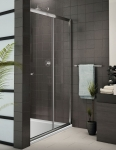 Aquatek FAMILY B2 sprchové dvere 115/120/125/130/135/140 cm