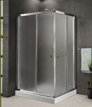 Aquatek FAMILY R14 obdĺžnikový sprchový kút 100 x 80 cm