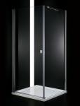 Aquatek GLASS A1 štvorcový sprchovací kút 80 / 90 cm