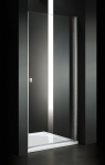 Aquatek GLASS B1 dvere do niky 60 - 100 cm chróm