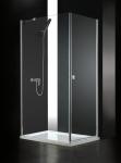 Aquatek GLASS R11 obdĺžnikový sprchovací kút 80 x 100 cm