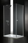 Aquatek GLASS R21 obdĺžnikový sprchový kút 120 x 80 cm