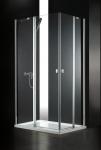 Aquatek GLASS R34 obdĺžnikový sprchovací kút 90 x 120 cm