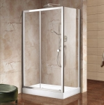 Aquatek HOLIDAY R33 obdĺžnikový sprchový kút 120 x 90 cm