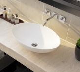 Aquatek QUEEN umývadlo na dosku 50 cm