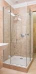 Aquatek štvorcový sprchový kút SMART A4 90 cm