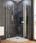 Aquatek SMART S5 štvrťkruhový sprchový kút 90 cm