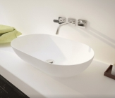 Aquatek SWING umývadlo na dosku 56 cm