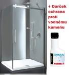 Aquatek TEKNO A4 štvorcový sprchový kút 90 cm